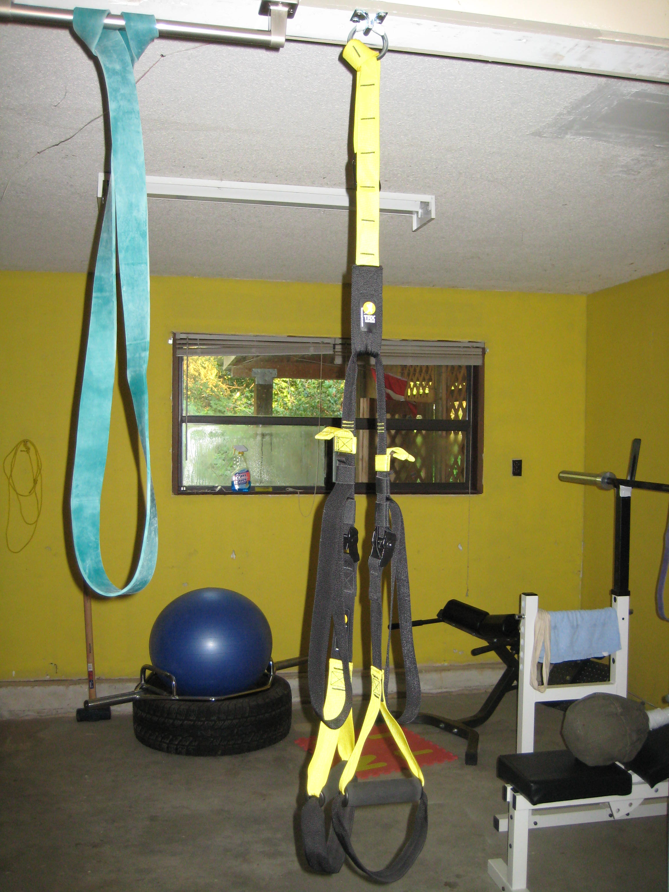 TRX/Suspension Trainer Mounting Hardware Tip ...